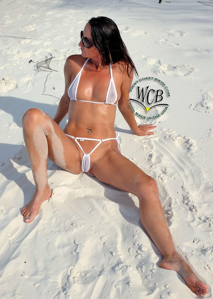 Sue ellen west coast bikini contributors