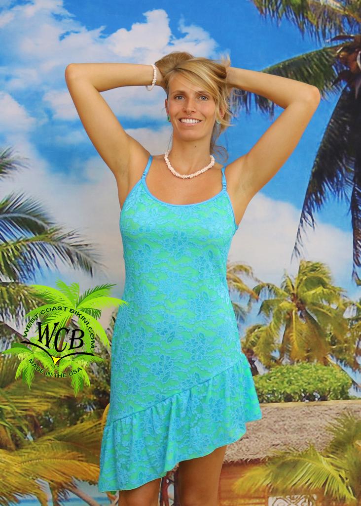 Sea & Sand Beachwear - Sea & Sand Beachwear Tankini Set